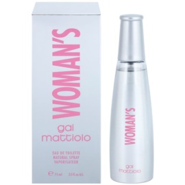 Gai Mattiolo Woman's eau de toilette para mujer 75 ml