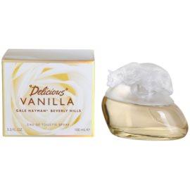 Gale Hayman Delicious Vanilla Eau de Toilette für Damen 100 ml