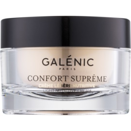 Galénic Confort Suprême lehký vyživující a hydratační denní krém  50 ml
