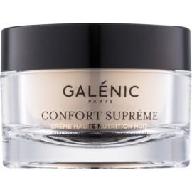 Galénic Confort Suprême Nourishing And Moisturizing Night Cream  50 ml
