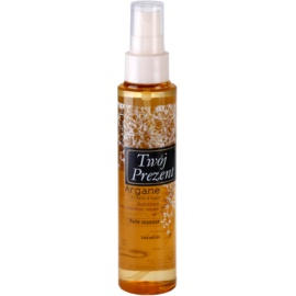Galénic Argane vyživujúci suchý olej na tvár, telo a vlasy  125 ml