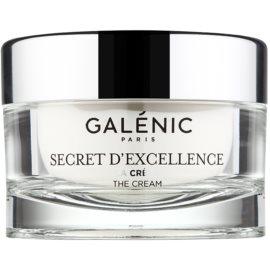 Galénic Secret D'Excelence crema rejuvenecedora antienvejecimiento para rostro, cuello y escote  50 ml