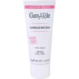 Gamarde Cleansers peeling do twarzy dla cery wrażliwej  40 g