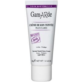 Gamarde Corrective Care creme hidratante com cor  tom  40 g
