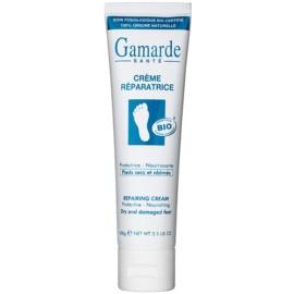 Gamarde Foot Care Dry Feet výživný regenerační krém na suchá a popraskaná chodidla  100 g