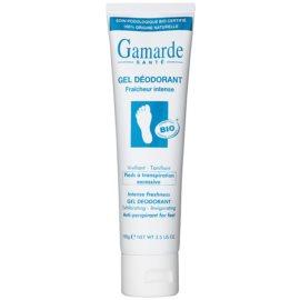 Gamarde Foot Care Excessive Perspiration erfrischendes Gel-Antitranspirans für die Füße  100 g