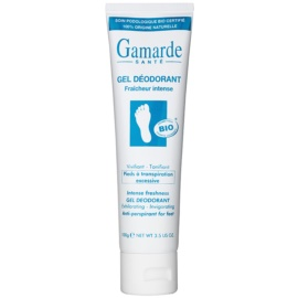 Gamarde Foot Care Excessive Perspiration osviežujúci gélový antiperspirant na nohy  100 g