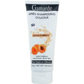 Gamarde Hair Care vyživující kondicionér pro všechny typy vlasů s meruňkovým olejem  200 g
