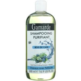 Gamarde Hair Care sampon anti-matreata ienupar  500 ml