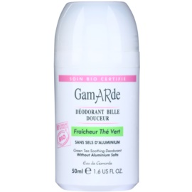 Gamarde Hygiene Deodorant calmant roll-on cu aloe vera  50 ml