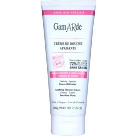 Gamarde Hygiene zklidňující sprchový krém pro citlivou pokožku  200 ml