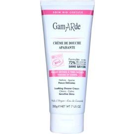 Gamarde Hygiene Nyugtató tusoló krém az érzékeny bőrre  200 ml