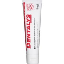 Gamarde Hygiene Dentalys вода за уста и паста за зъби за чувствителни венци с морски соли и натурални есенциални масла  100 гр.