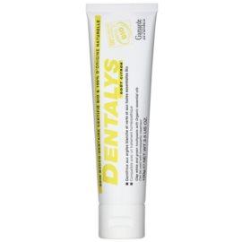 Gamarde Hygiene Dentalys Fogkrém agyaggal és természetes illóolajokkal íz Lemon 100 g