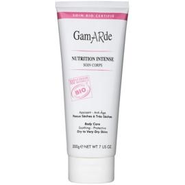 Gamarde Nutrition Intense upokojujúci a vyživujúci krém pre suchú až veľmi suchú pokožku  200 g