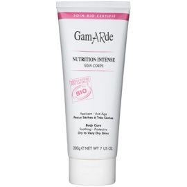 Gamarde Nutrition Intense beruhigende und hydratisierende Creme für trockene und sehr trockene Haut  200 g