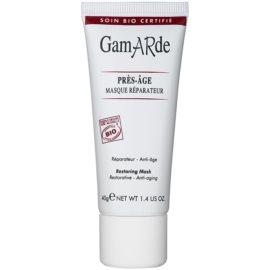 Gamarde Anti-Ageing máscara renovadora para rosto, pescoço e decote  40 g