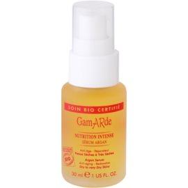 Gamarde Nutrition Intense сироватка для шкіри обличчя з арганією  30 мл