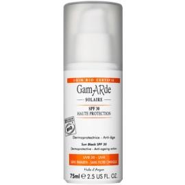Gamarde Sun Care ochranný krém na obličej a tělo SPF 30  75 ml