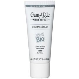Gamarde White Effect peeling pentru o piele mai luminoasa  40 g