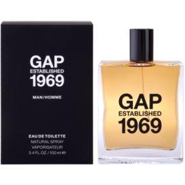 Gap Gap Established 1969 for Men туалетна вода для чоловіків 100 мл