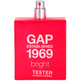 Gap Gap Established 1969 Bright woda toaletowa tester dla kobiet 100 ml