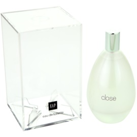 Gap Close Eau de Toilette für Damen 100 ml