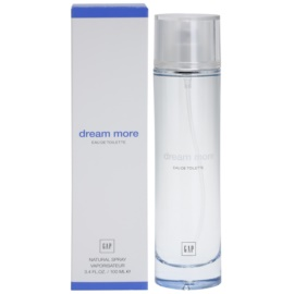 Gap Dream More Eau de Toilette für Damen 100 ml