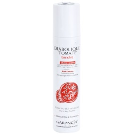 Garancia Diabolique Tomate nährende und feuchtigkeitsspendende Creme für trockene bis sehr trockene Haut  30 ml