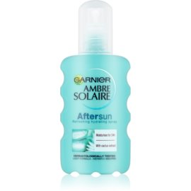 Garnier Ambre Solaire Refreshing Moisturising Spray After Sun  200 ml