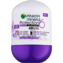 Garnier Mineral 5 Protection Antitranspirant-Deoroller 48 Std. (Floral Fresh) 50 ml