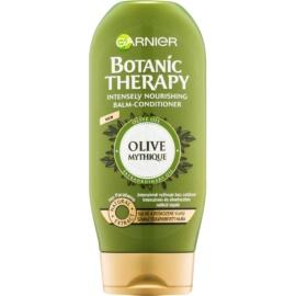 Garnier Botanic Therapy Olive balsam hranitor pentru par uscat si deteriorat  200 ml