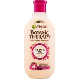 Garnier Botanic Therapy Ricinus Oil sampon de întărire pentru  părul subtiat cu tendința de a cădea  400 ml
