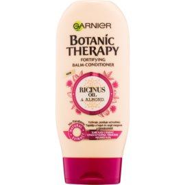 Garnier Botanic Therapy Ricinus Oil зміцнюючий бальзам для слабкого волосся з тенденцією до випадіння без парабену  200 мл