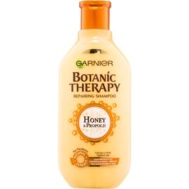 Garnier Botanic Therapy Honey szampon odbudowujący włosy do włosów zniszczonych  400 ml