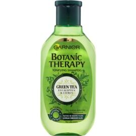Garnier Botanic Therapy Green Tea Szampon do włosów przetłuszczających się  250 ml
