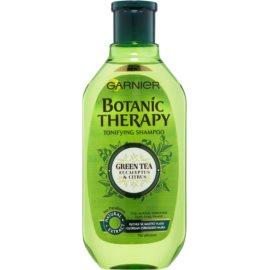 Garnier Botanic Therapy Green Tea шампунь для жирного волосся  400 мл