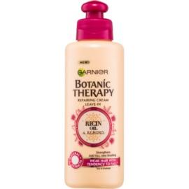 Garnier Botanic Therapy Ricinus Oil stimularea îngrijirii pentru subțierea părului cu tendința de a cădea  200 ml