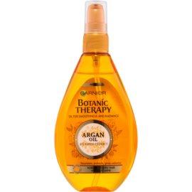 Garnier Botanic Therapy Argan Oil odżywczy olejek dla włosów normalnych bez połysku  150 ml