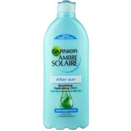 Garnier Ambre Solaire hydratisierende Milch nach dem Sonnenbad  400 ml