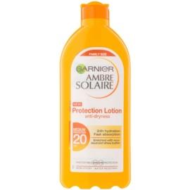 Garnier Ambre Solaire Bruiningsmelk  SPF 20  400 ml