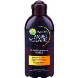 Garnier Ambre Solaire olje za sončenje SPF 2  200 ml