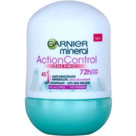 Garnier Mineral Action Control Thermic golyós dezodor roll-on (72h) 50 ml