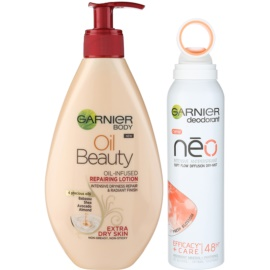 Garnier Caring Beauty lote cosmético I.
