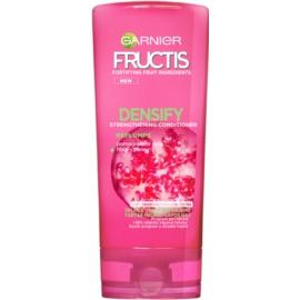 Garnier Fructis Densify condicionador fortificante para dar volume  200 ml
