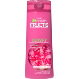Garnier Fructis Densify sampon fortifiant pentru volum  400 ml