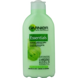 Garnier Essentials lapte demachiant pentru piele normala si mixta  200 ml