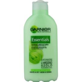 Garnier Essentials odličovací mléko pro normální až smíšenou pleť  200 ml