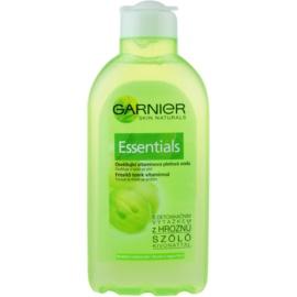 Garnier Essentials тонізуюча вода для обличчя для нормальної та змішаної шкіри  200 мл
