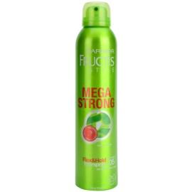 Garnier Fructis Style Mega Strong лак для волосся з екстрактом бамбука  250 мл